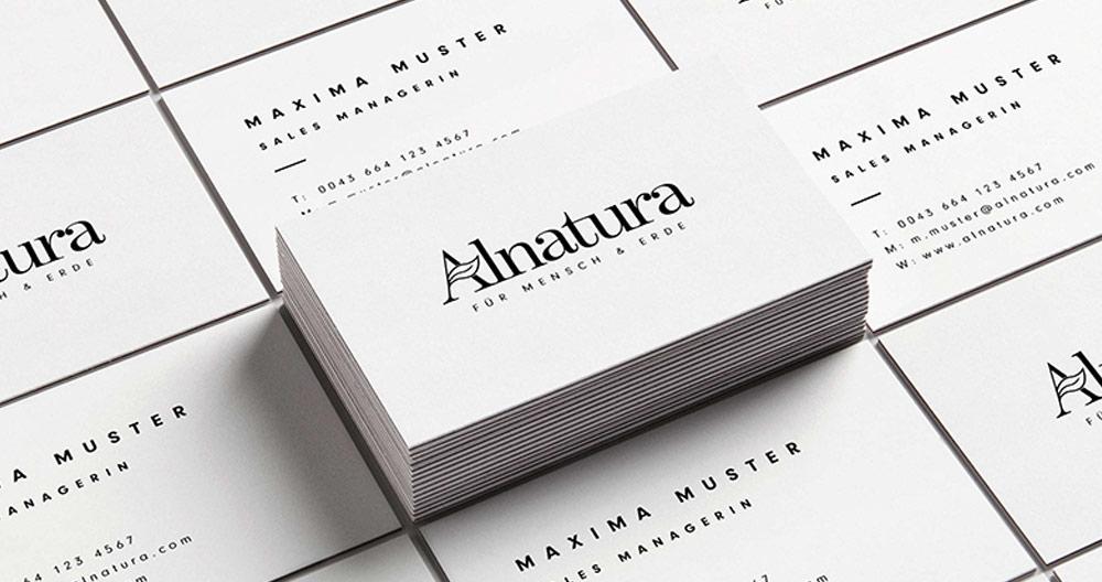 Alnatura Rebranding